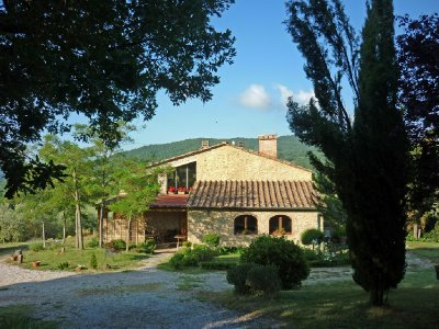 agriturismo in Tuscany from Pomarance