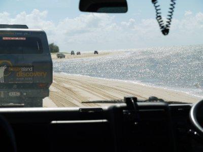 Fraser island motorway