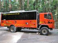 Notre bus - camion !