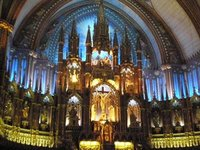 Montreal - Basilica of Notre Dame