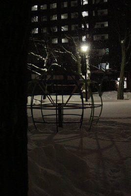 park snow night 2