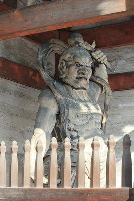 Temple Guard 1
