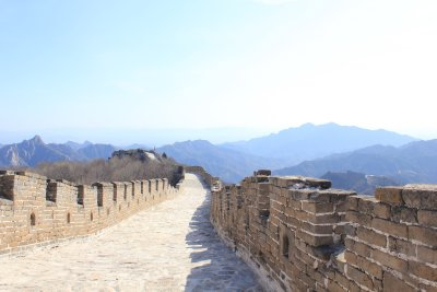 Great Wall, China 123