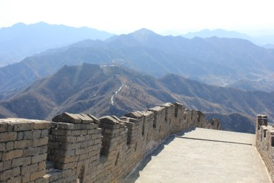 Great Wall, China 143