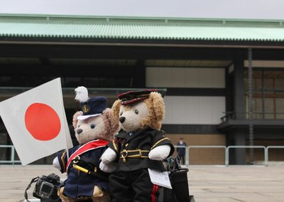 Paddington in Japan