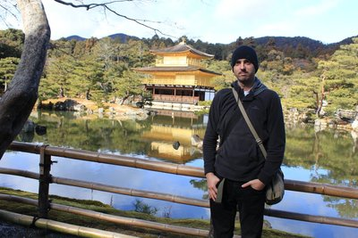 Golden Pavilion and Me