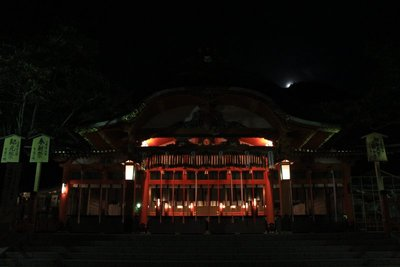 Ground shrine