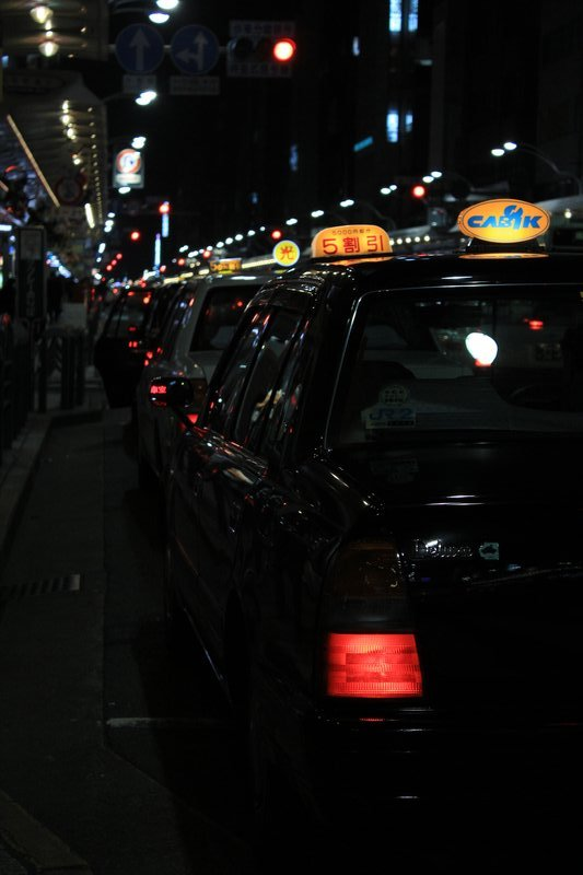 night taxis