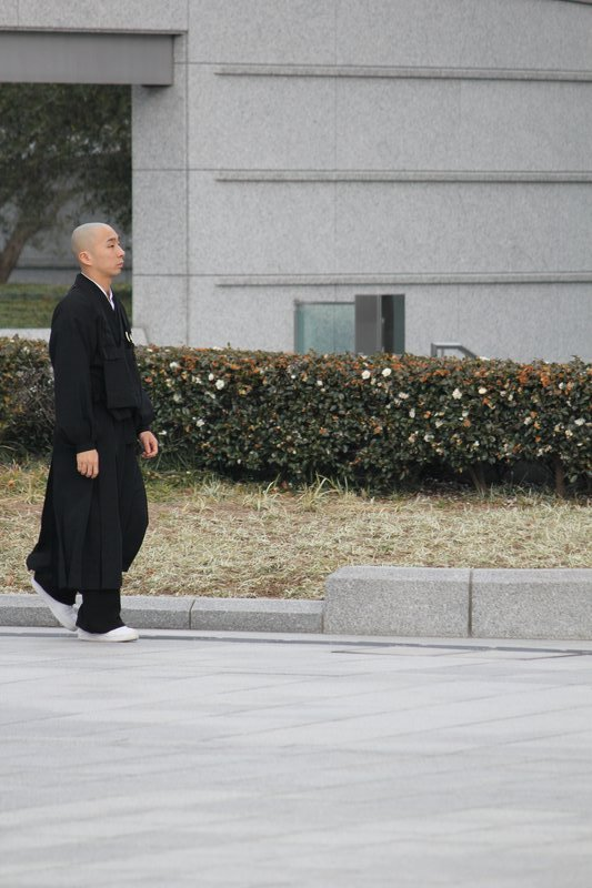 Lone Monk