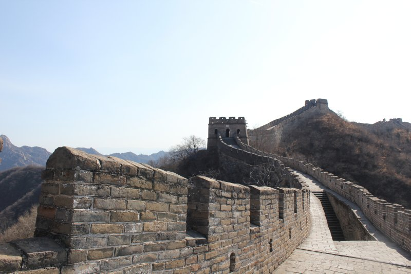 Great Wall, China 071
