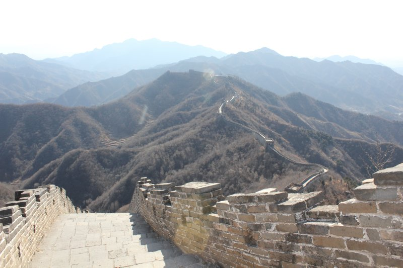 Great Wall, China 089