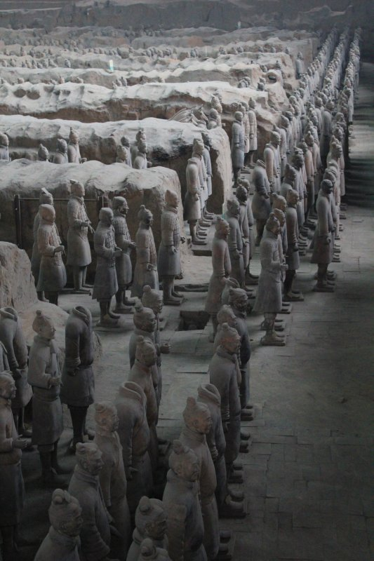 Terracotta Warriors 013