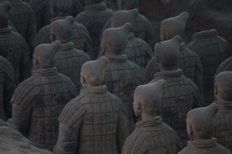 Terracotta Warriors 038
