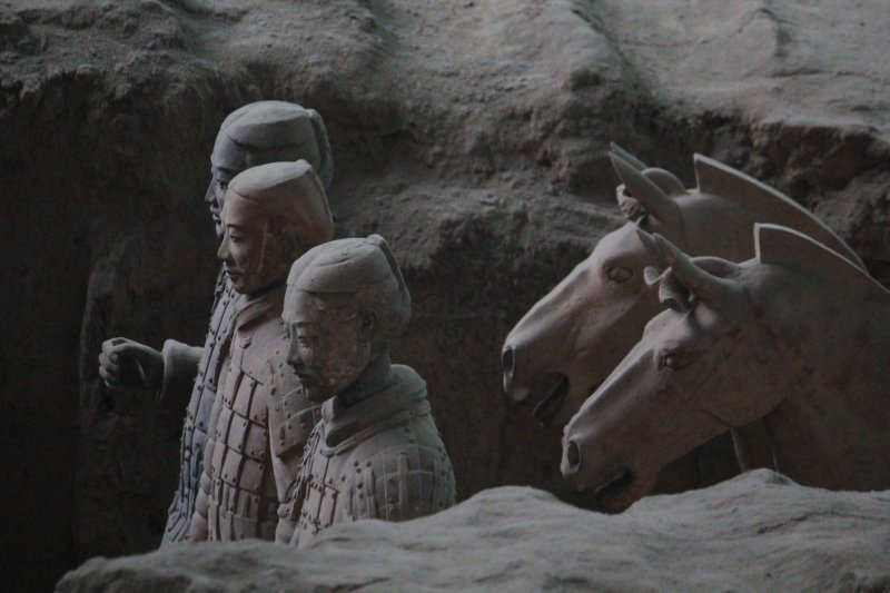 Terracotta Warriors 046