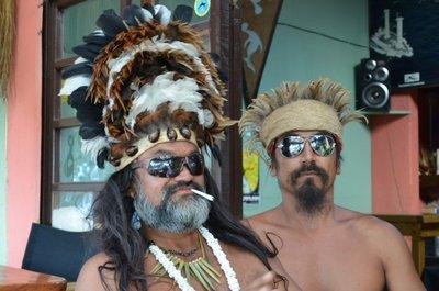 Mes Nouveaux amis rapanui