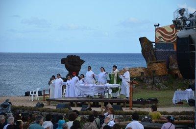 La Messe du Tapati