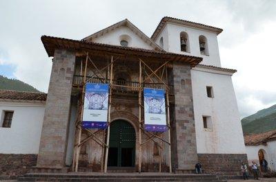 Eglise de Andahuayillas
