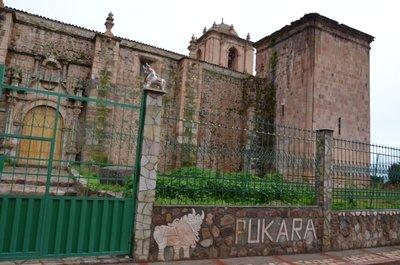 Eglise de Pukara