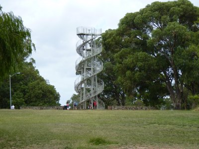 DNA tower Kings park