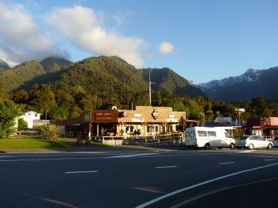 Fox Glacier Town