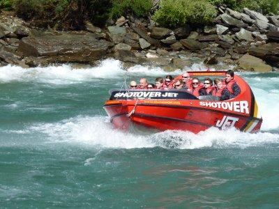 Shotover jet boat