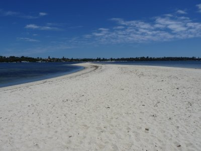 Point Walther in Fremantle