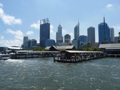 Perth ferry terminal