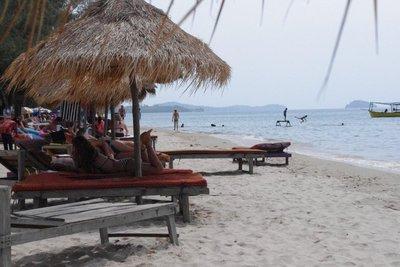 A beach- Otres