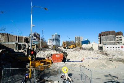 Christchurch Earthquake Aftermath (2)