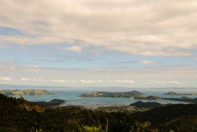 Coromandel Peninsula Viewpoint