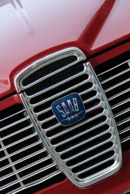 Vintage Saab