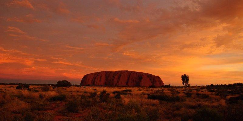 Uluru Sunset (2)