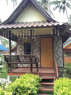 Bamboo Hut on Koh Lanta