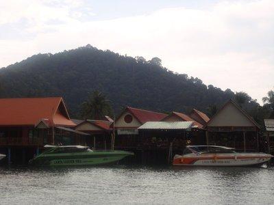 Saladan Pier Koh Lanta