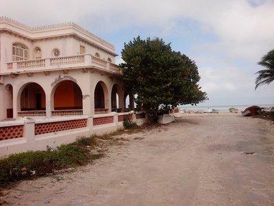 an old Progreso beach house