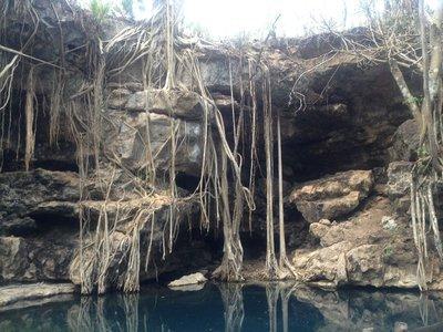 X-Batun open cenote