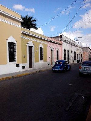 Merida side street