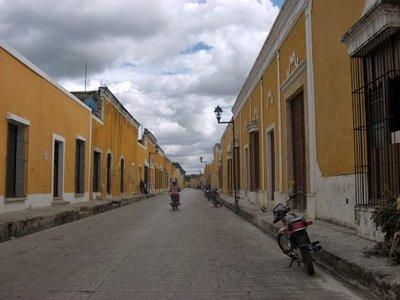 Street in Izamal