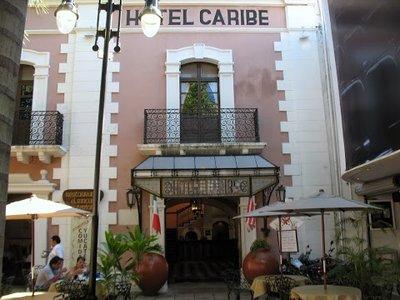 cute hotel in Merida