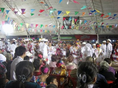 lots of dancing