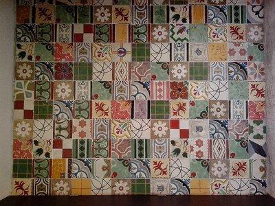 lovely pasta tiles