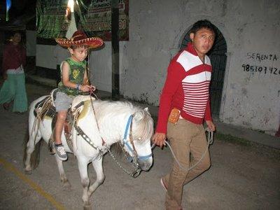 not so happy pony ride
