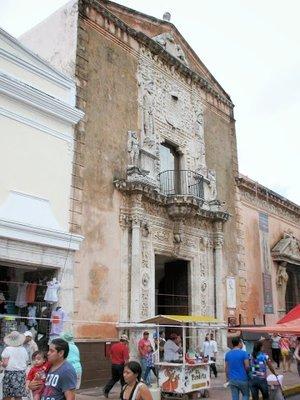 oldest building in Merida