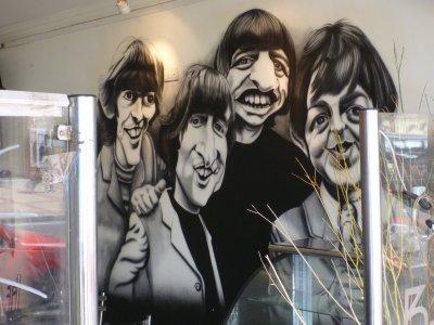 The Beatles in Bogota