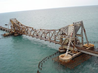 Rameswaram_DrawBridge