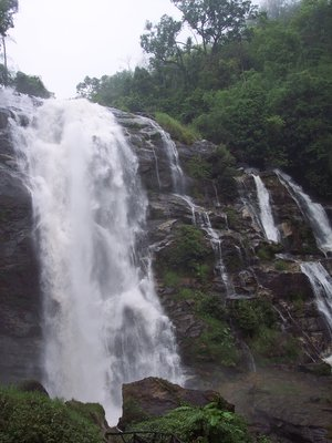 Waterfall - Doi Inthanon