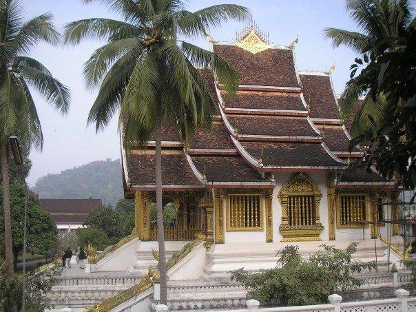 Luang Prabang 8 years ago