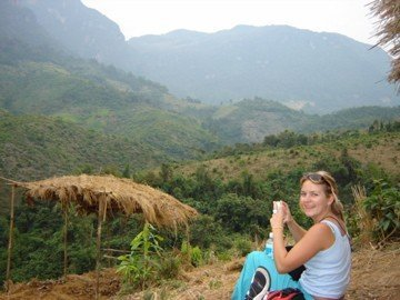 Trekking in Laos ( 8 years ago)