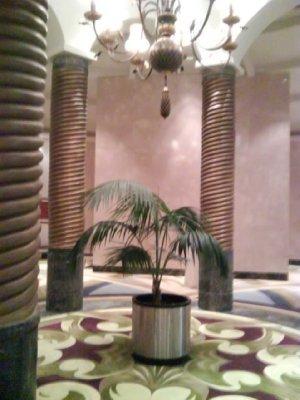 Lobby in Calista Hotel