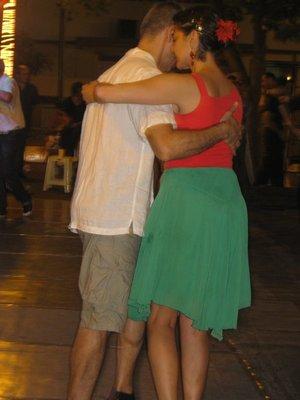 Tango in BA